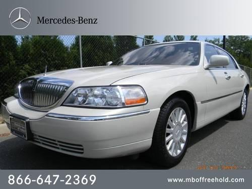 2005 lincoln town car sedan 4dr sdn signature limited for sale in east freehold new jersey. Black Bedroom Furniture Sets. Home Design Ideas
