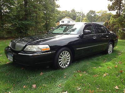 2005 Lincoln Town Car Signature Limited Sedan 4 Door 4 6l For Sale