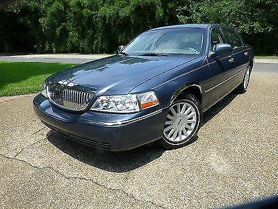 2005 Lincoln Town Car Signature Sedan 4 Door 4 6l For Sale In Gretna