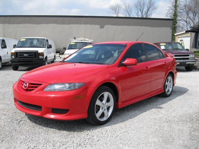 2005 mazda mazda6 i sport for sale in milford ohio classified. Black Bedroom Furniture Sets. Home Design Ideas