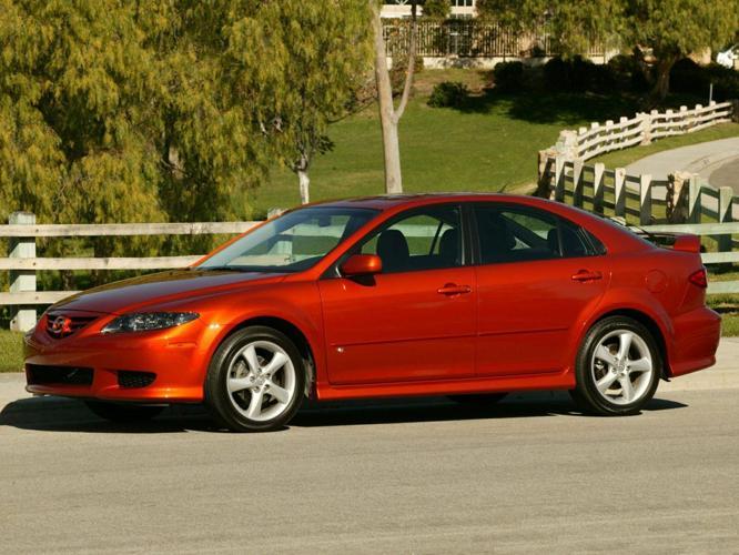 2005 Mazda Mazda6 i Sport i Sport 4dr Hatchback