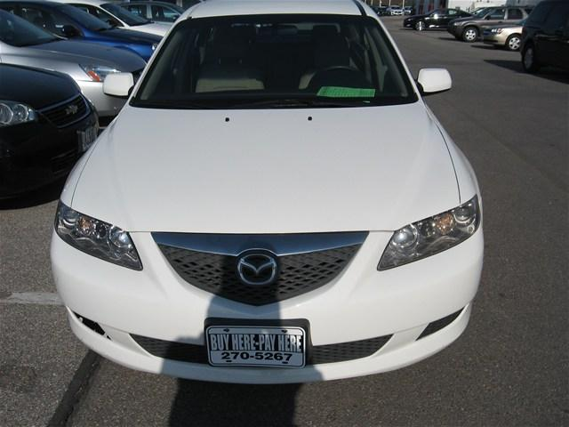 2005 MAZDA MAZDA6 s Grand Touring 4dr Wagon