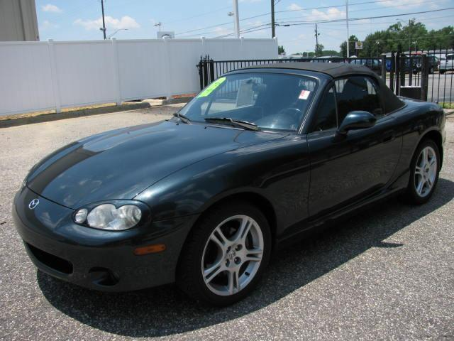 2005 mazda miata mx 5 for sale in fayetteville north carolina classified. Black Bedroom Furniture Sets. Home Design Ideas