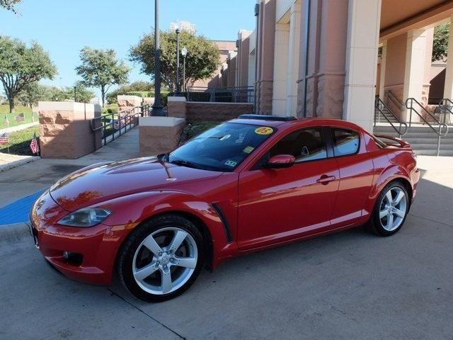 2005 mazda rx 8 sport for sale in waxahachie texas classified. Black Bedroom Furniture Sets. Home Design Ideas