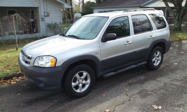 2005 mazda tribute for sale in knoxville tennessee classified. Black Bedroom Furniture Sets. Home Design Ideas