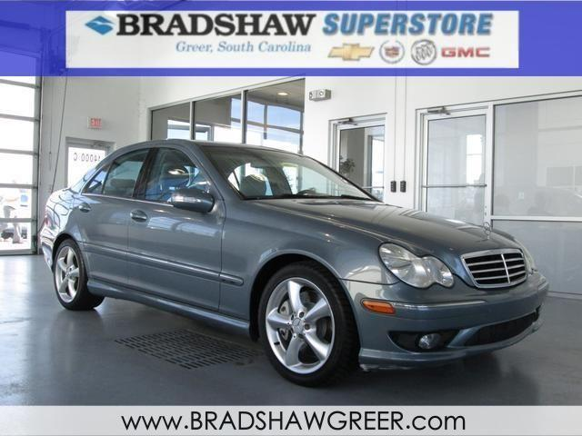 2005 mercedes benz c class 4d sedan c230 for sale in greer south carolina classified. Black Bedroom Furniture Sets. Home Design Ideas