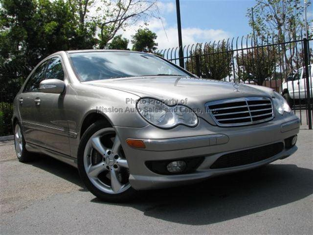 2005 mercedes benz c class for sale in oceanside