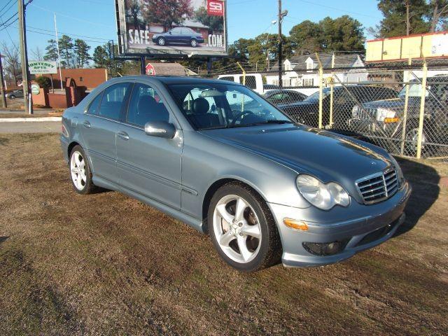 2005 mercedes benz c class c230 kompressor 4dr sedan for for Mercedes benz c230 kompressor for sale
