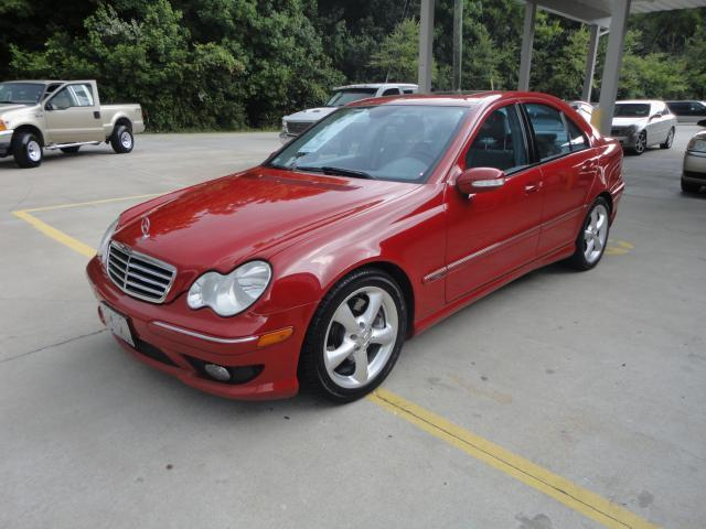 2005 Mercedes Benz C Class C230 Kompressor Sport For Sale In Fuquay