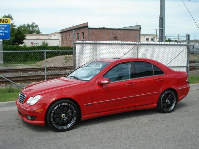 2005 Mercedes Benz C Class C230 Kompressor Sport For Sale In