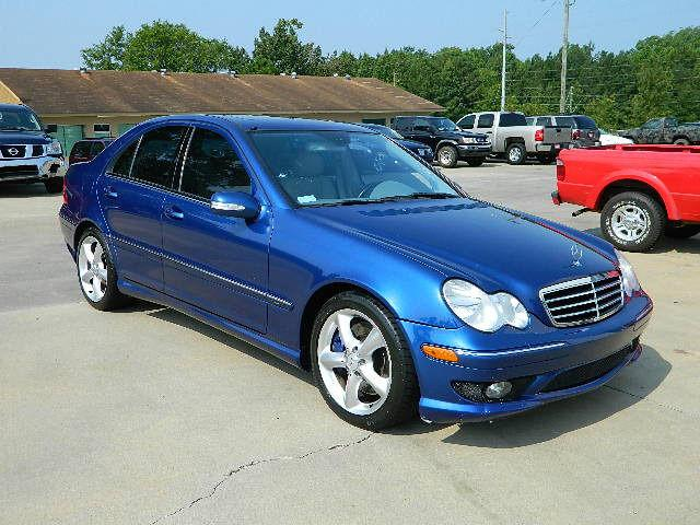 2005 Mercedes Benz C Class C230 Kompressor Sport For Sale In Vidalia