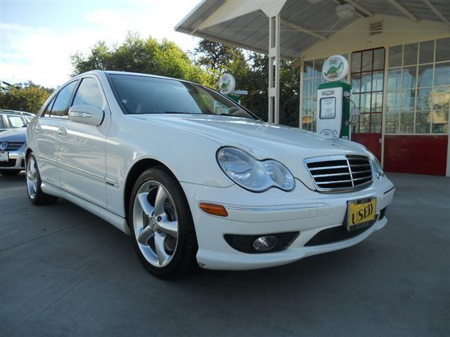 2005 mercedes benz c class c230 kompressor sport for sale in chico california classified. Black Bedroom Furniture Sets. Home Design Ideas