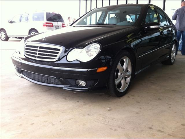 2005 mercedes benz c class c230 kompressor sport for sale in ada oklahoma classified. Black Bedroom Furniture Sets. Home Design Ideas