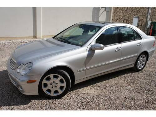 2005 mercedes benz c class four door sedan c320 for sale for 2005 mercedes benz c320 for sale