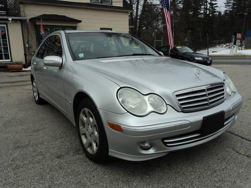 2005 mercedes benz c240 4matic for sale in manchester new for 240 mercedes benz for sale