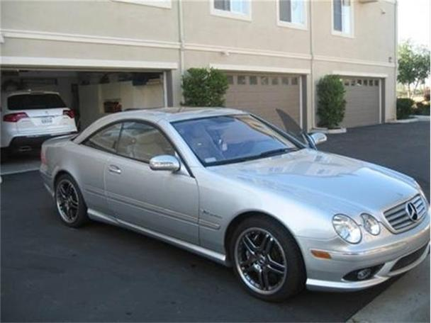 2005 mercedes benz cl class for sale in sioux falls south for Mercedes benz sioux falls
