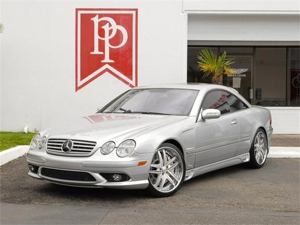 2005 mercedes benz cl65 for sale in bellevue washington for Mercedes benz cl65