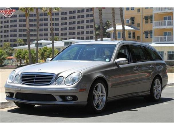 2005 mercedes benz e class for sale in marina del rey california classified. Black Bedroom Furniture Sets. Home Design Ideas