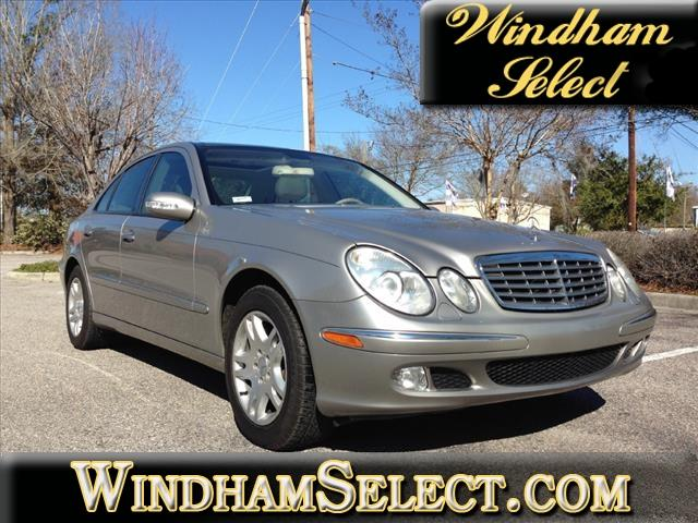 2005 Mercedes Benz E Class Base Charleston Sc For Sale In