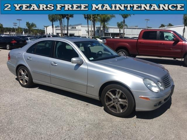 2005 mercedes benz e class e 500 4matic awd e 500 4matic 4dr sedan for sale in port richey. Black Bedroom Furniture Sets. Home Design Ideas