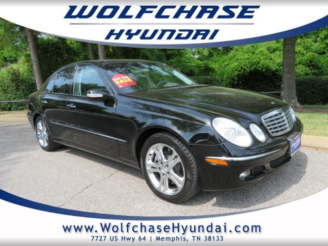 2005 mercedes benz e class e 500 4matic awd e 500 4matic 4dr sedan for sale in memphis. Black Bedroom Furniture Sets. Home Design Ideas