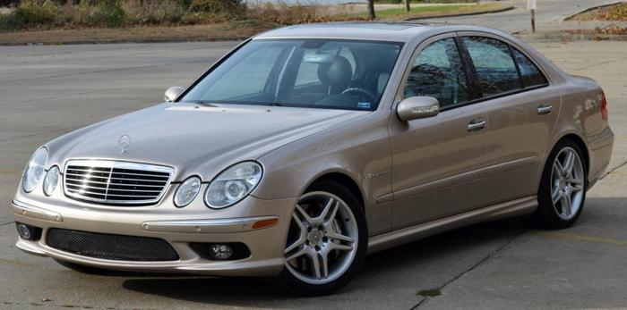 2005 Mercedes Benz E55 Amg For Sale In Seattle Washington