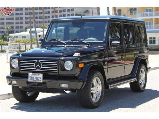 2005 mercedes benz g500 for sale in marina del rey for Mercedes benz marina del rey