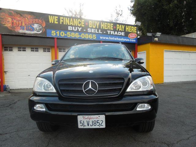 2005 Mercedes Benz M Class Ml350 Awd 4matic 4dr Suv For