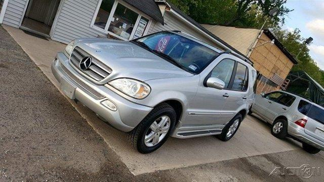 2005 mercedes benz m class ml350 suv for sale in howell
