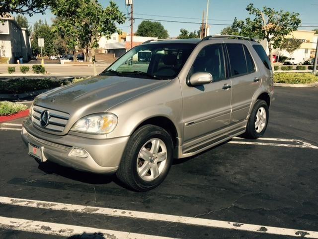 2005 mercedes benz ml350 1 owner special edition for for 2005 mercedes benz suv for sale