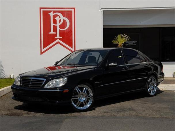 2005 Mercedes Benz S55 For Sale In Bellevue Washington