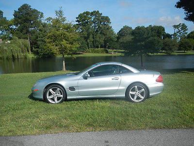 2005 mercedes benz sl 500 for sale in jacksonville for Used mercedes benz for sale in jacksonville florida