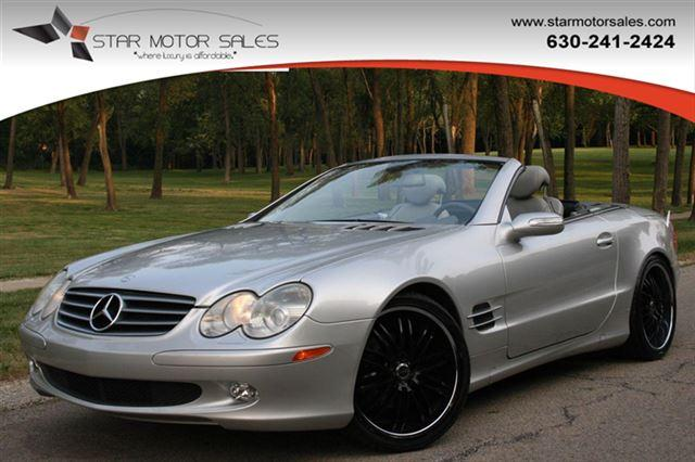 2005 mercedes benz sl class for sale in downers grove for Mercedes benz elk grove