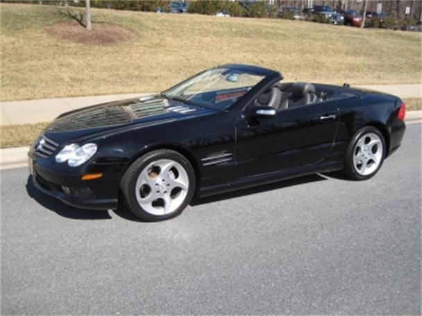 2005 mercedes benz sl500 for sale in sioux falls south dakota classified. Black Bedroom Furniture Sets. Home Design Ideas