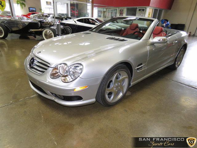 2005 mercedes benz sl600 roadster for sale in san carlos. Black Bedroom Furniture Sets. Home Design Ideas