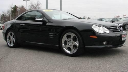 2005 mercedes sl500 for sale in manchester new hampshire classified. Black Bedroom Furniture Sets. Home Design Ideas