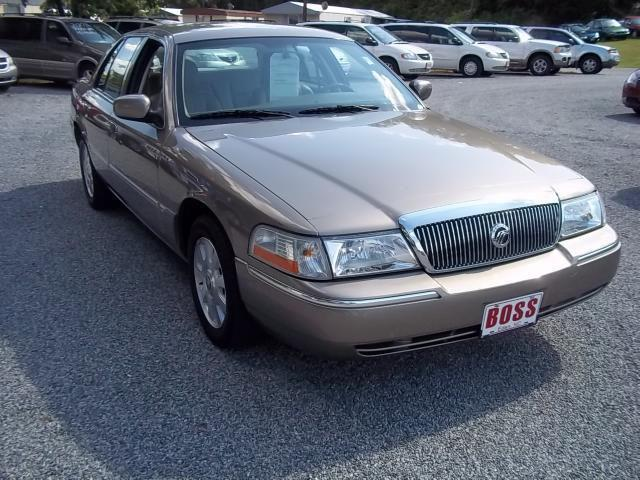 2005 mercury grand marquis lse for sale in eden north. Black Bedroom Furniture Sets. Home Design Ideas