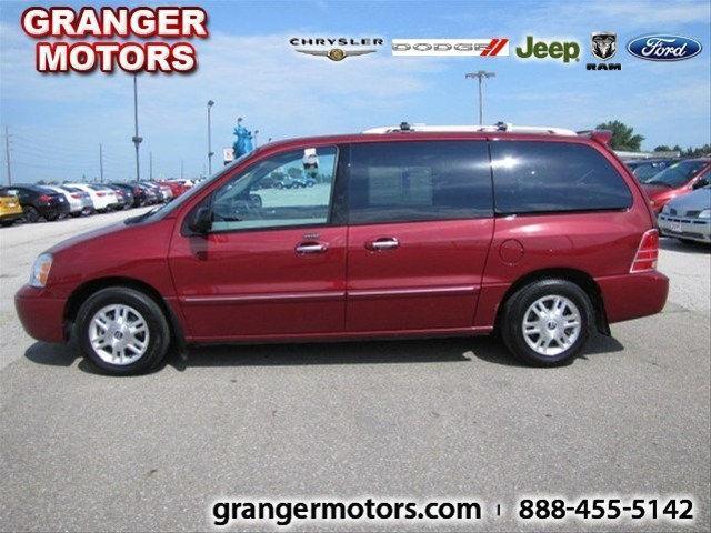 2005 Mercury Monterey Premier for sale in Granger, Iowa