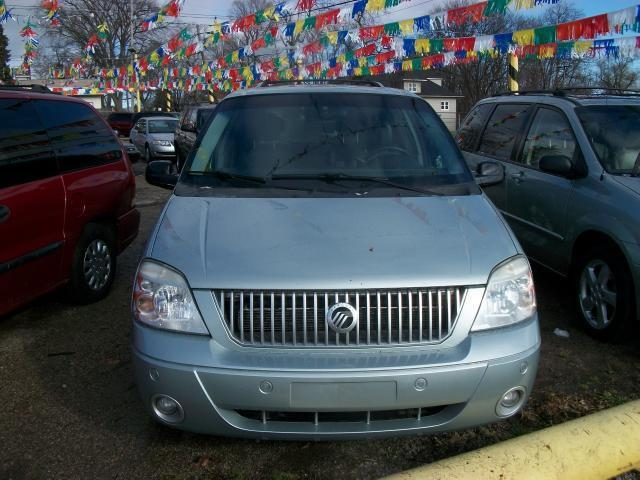 2005 Mercury Monterey Premier For Sale In Plymouth