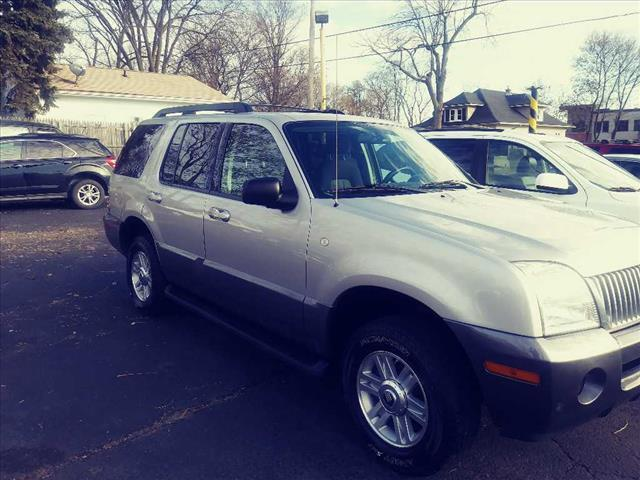 2005 Mercury Mountaineer Base AWD 4dr SUV