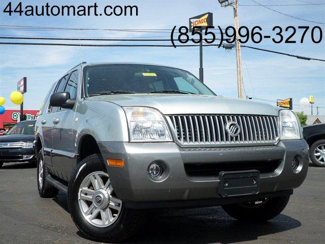 2005 Mercury Mountaineer Base Shepherdsville, KY for Sale ...