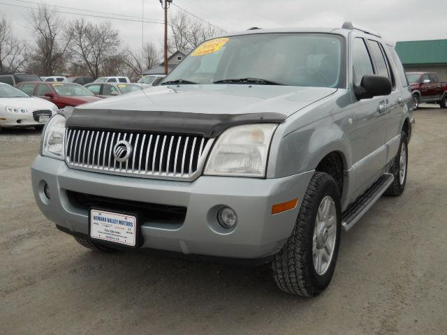 2005 mercury mountaineer premier for sale in seneca kansas classified. Black Bedroom Furniture Sets. Home Design Ideas