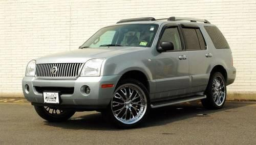 "Nj Vehicle Inspection >> 2005 Mercury Mountaineer SUV 4dr 114"" WB Premier w/4.6L ..."