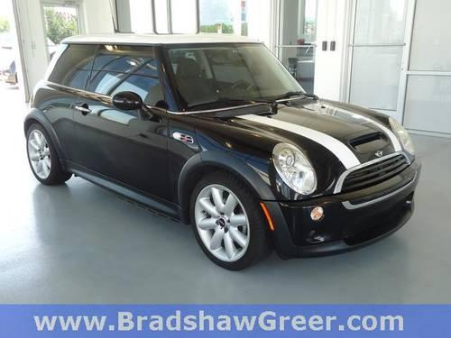 2005 mini cooper s 2d hatchback base for sale in greer south carolina classified. Black Bedroom Furniture Sets. Home Design Ideas