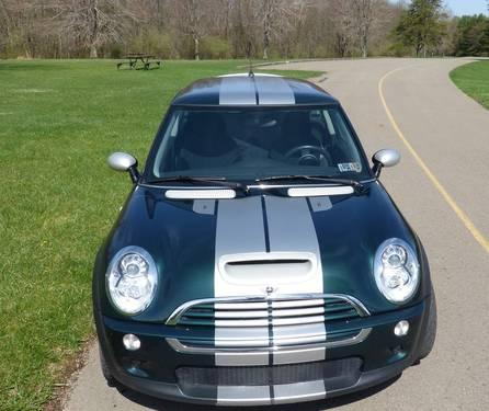 2005 mini cooper s for sale in leechburg pennsylvania. Black Bedroom Furniture Sets. Home Design Ideas