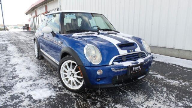 2005 mini cooper s s 2dr supercharged hatchback for sale in co bluffs iowa classified. Black Bedroom Furniture Sets. Home Design Ideas