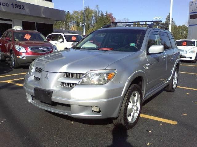 2005 Mitsubishi Outlander Limited for Sale in Cedarville ...