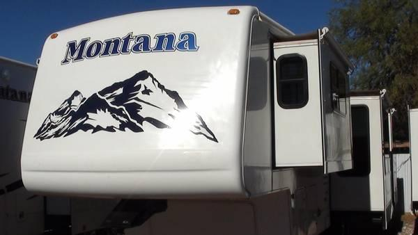 2005 Montana 3685fl 5th Wheel For Sale For Sale In