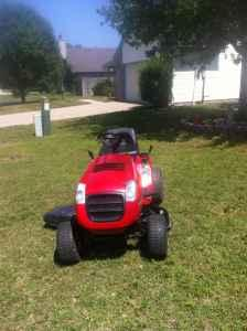 2005 Murry riding mower - $450 (Clermont)