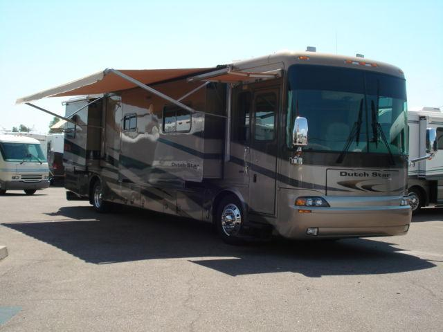 2005 Newmar Dutch Star Four Slide Outs Diesel Pusher